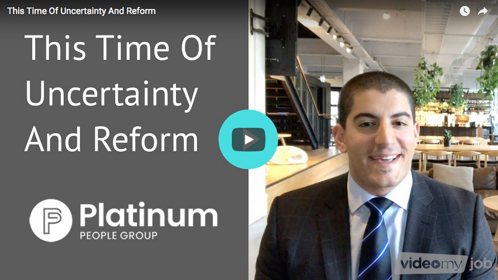 A Time of Uncertainty and Reform in Mortgage Broking