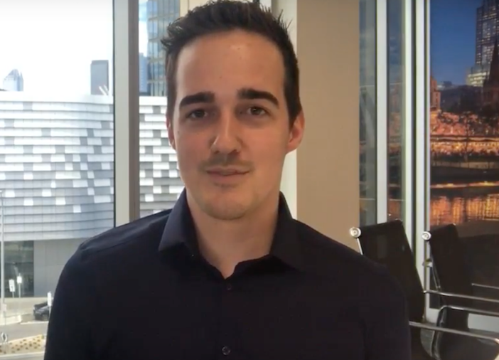 Customer Testimonial: We helped this 20-year-old become an MPA Top 30 Under 30