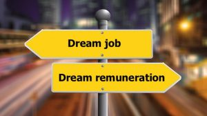 Dream job or dream remuneration: what would you choose? | Platinum People Group
