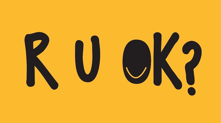What's R U OK? Day all about?