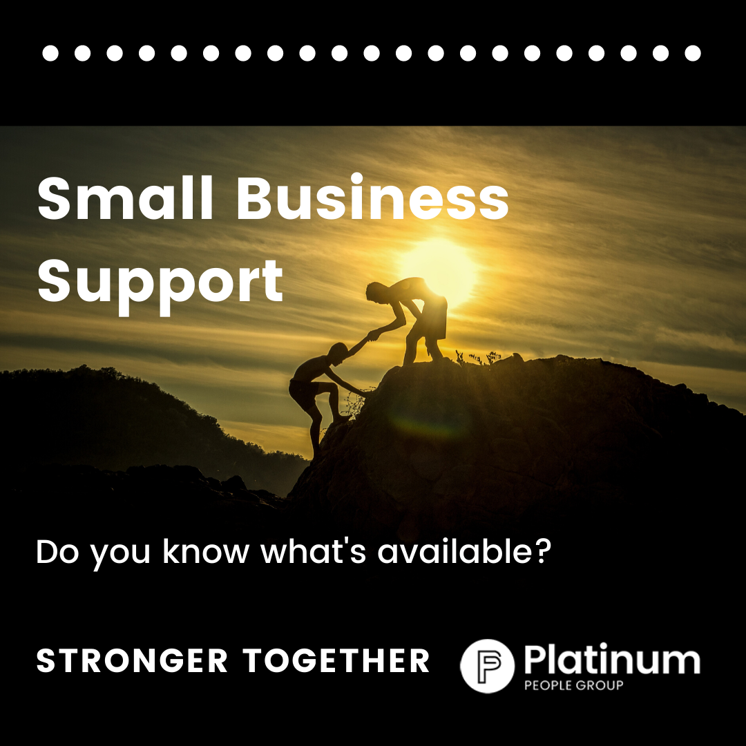 Small Business and Employee Support