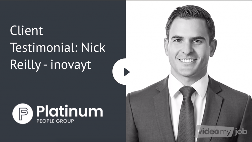 Nick Reilly - inovayt