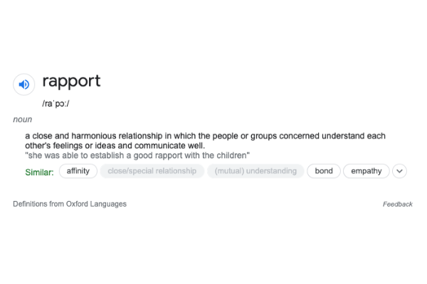 how-to-build-good-rapport